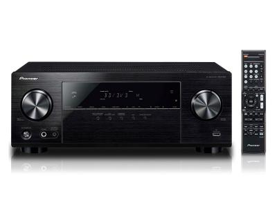 Pioneer 5.1-Channel AV Receiver with Ultra HD Pass-through with HDCP 2.2 VSX532